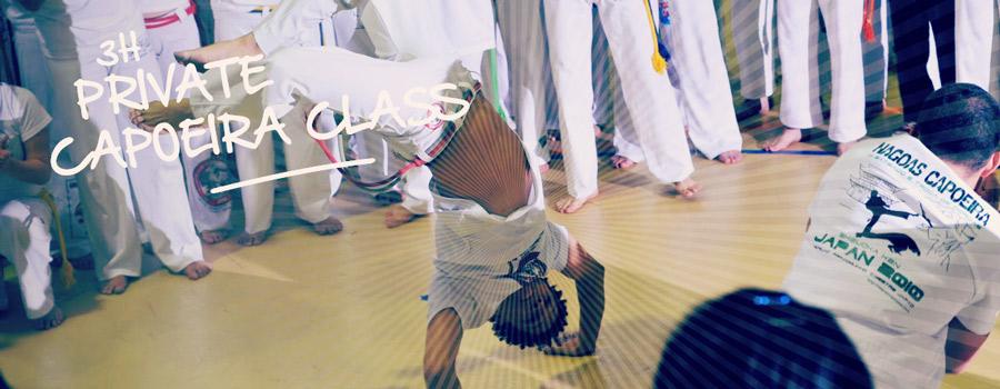 Private Capoeira Class